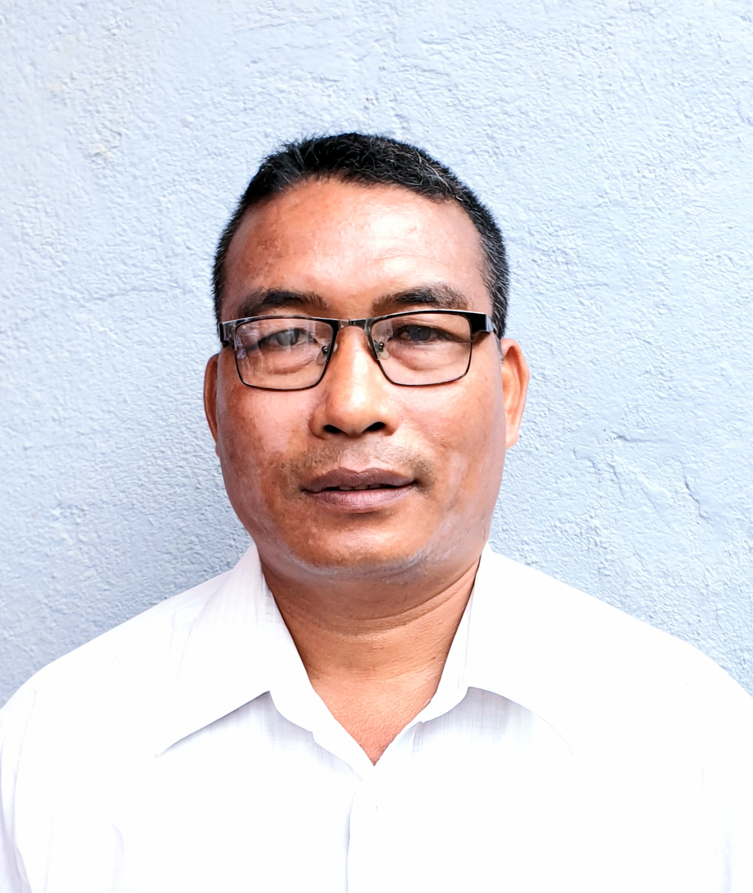Rev. Lalngaizuol, Finance Director