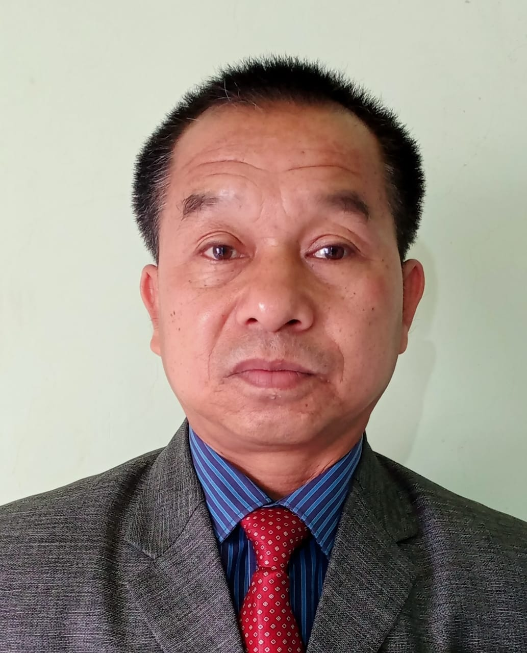 Rev. Lalkhamlien, Executive Director